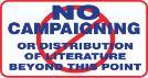 No Campaigning
