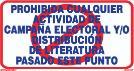 No Campaigning ESP